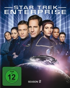 STAR TREK: Enterprise – Season 2 Blu-ray