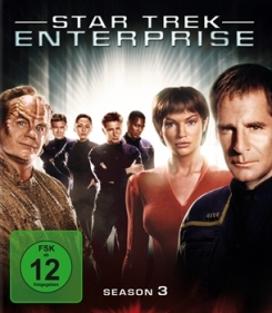 STAR TREK: Enterprise – Season 3 Blu-ray