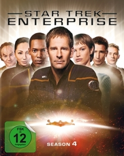 STAR TREK: Enterprise – Season 4 Blu-ray