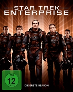 STAR TREK: Enterprise – Season 1 Blu-ray