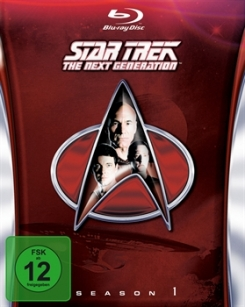 STAR TREK: The Next Generation – Season 1 (Blu-ray)