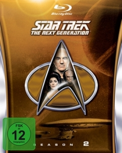 STAR TREK: The Next Generation – Season 2 (Blu-ray)