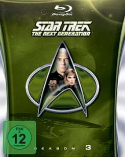 STAR TREK: The Next Generation – Season 3 (Blu-ray)