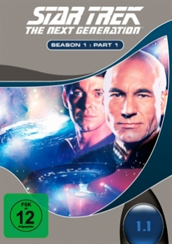 STAR TREK: The Next Generation – Season 1, Vol. 1