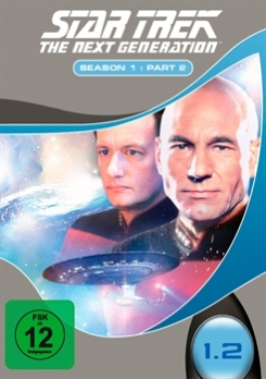 STAR TREK: The Next Generation – Season 1, Vol. 2