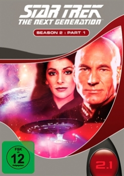 STAR TREK: The Next Generation – Season 2, Vol. 1