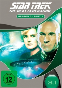 STAR TREK: The Next Generation – Season 3, Vol. 1