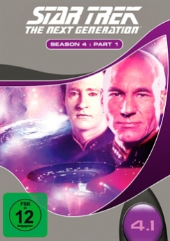 STAR TREK: The Next Generation – Season 4, Vol. 1