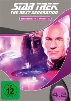 STAR TREK: The Next Generation – Season 4, Vol. 2