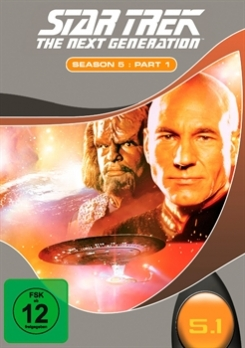 STAR TREK: The Next Generation – Season 5, Vol. 1