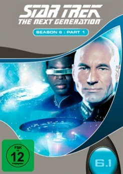 STAR TREK: The Next Generation – Season 6, Vol. 1