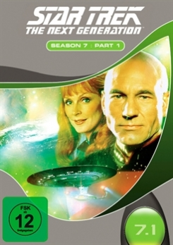 STAR TREK: The Next Generation – Season 7, Vol. 1