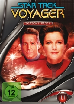 STAR TREK: Voyager – Season 1, Vol. 1