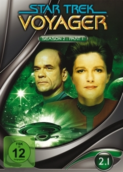STAR TREK: Voyager – Season 2, Vol. 1