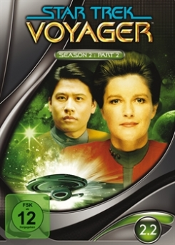 STAR TREK: Voyager – Season 2, Vol. 2