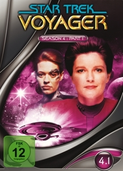 STAR TREK: Voyager – Season 4, Vol. 1
