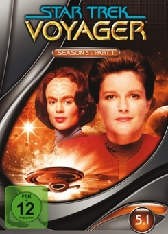 STAR TREK: Voyager – Season 5, Vol. 1