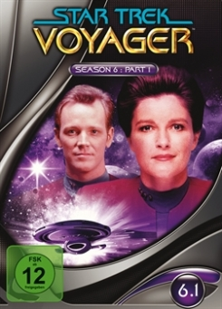 STAR TREK: Voyager – Season 6, Vol. 1