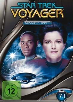 STAR TREK: Voyager – Season 7, Vol. 1