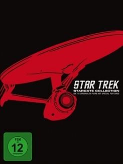STAR TREK: Stardate Collection - I–X Box